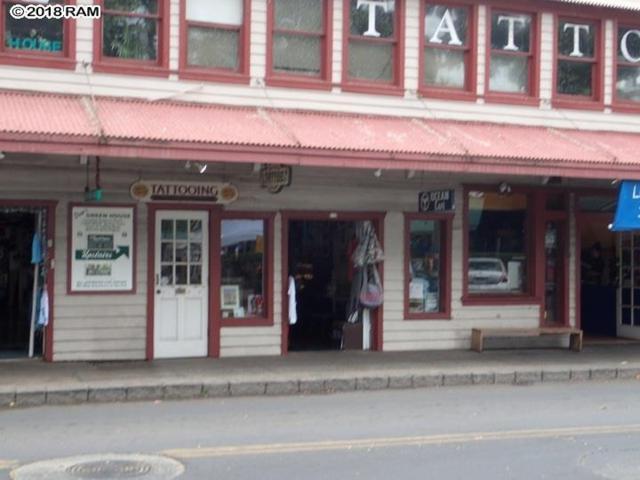 626 Front St, Lahaina, HI 96761 (MLS #378727) :: Elite Pacific Properties LLC