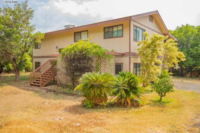 779 Kumulani Dr, Kihei, HI 96753 (MLS #378789) :: Elite Pacific Properties LLC