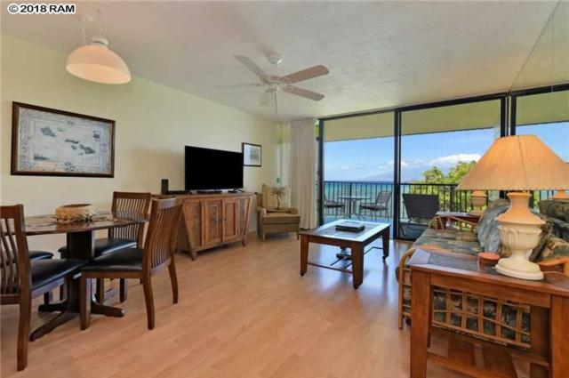 4471 Lower Honoapiilani Rd #414, Lahaina, HI 96761 (MLS #378819) :: Elite Pacific Properties LLC