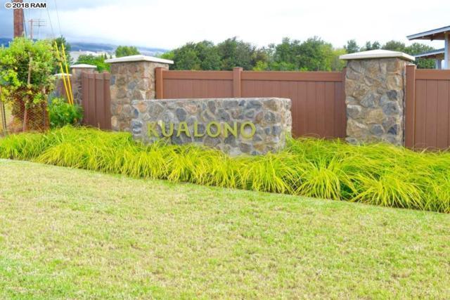 28 Lilinoe Pl Lot 21, Makawao, HI 96768 (MLS #378840) :: Elite Pacific Properties LLC