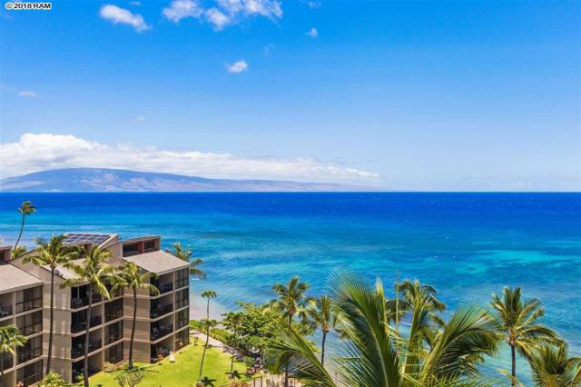 3445 Lower Honoapiilani Rd #905, Lahaina, HI 96761 (MLS #378845) :: Elite Pacific Properties LLC
