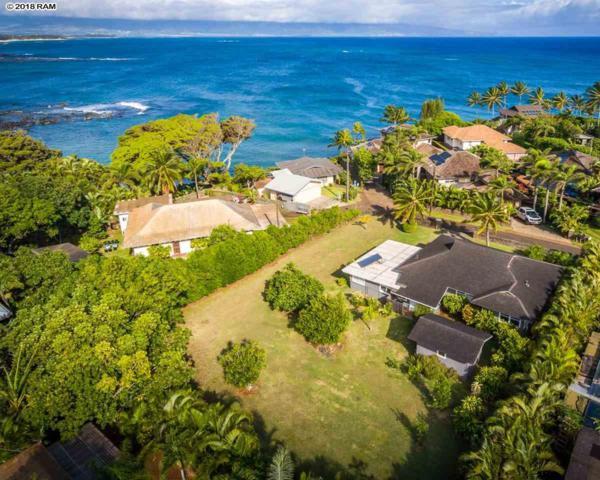 17 Malie Pl, Paia, HI 96779 (MLS #378847) :: Elite Pacific Properties LLC