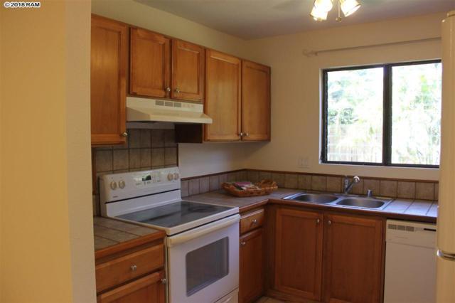 15 Kulanihakoi St 17D, Kihei, HI 96753 (MLS #378853) :: Elite Pacific Properties LLC