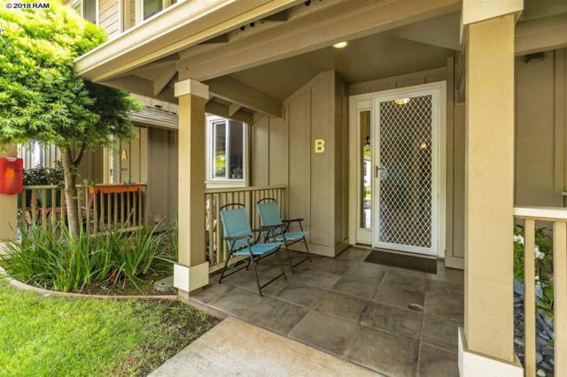21 Kamauhalii Way 1B, Wailuku, HI 96793 (MLS #378855) :: Elite Pacific Properties LLC