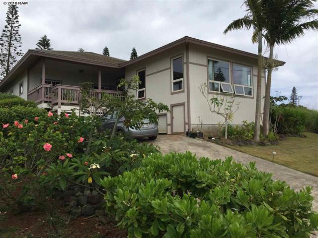 25 Linohau Pl, Maunaloa, HI 96770 (MLS #378876) :: Elite Pacific Properties LLC
