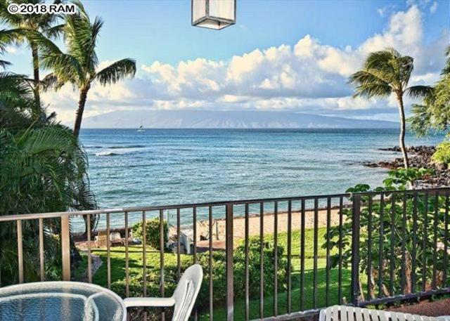 3901 Lower Honoapiilani Rd #201, Lahaina, HI 96761 (MLS #378880) :: Elite Pacific Properties LLC