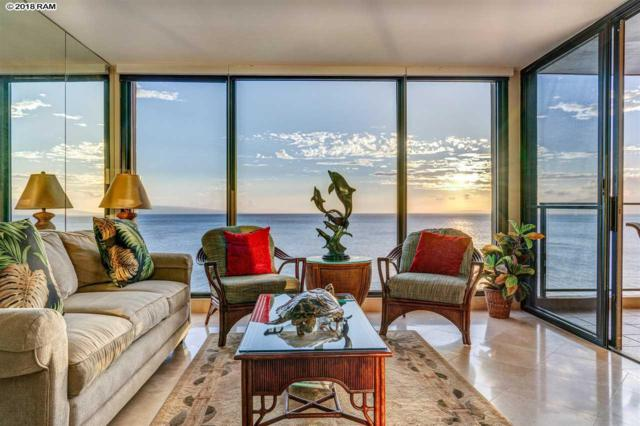 110 Kaanapali Shores Pl #1017, Lahaina, HI 96761 (MLS #378895) :: Team Lally