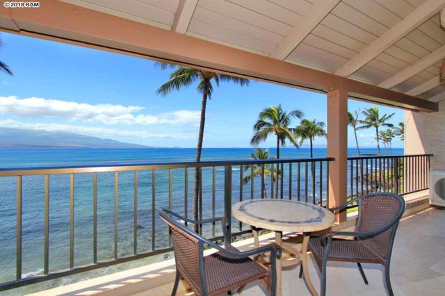 100 Hauoli St #405, Wailuku, HI 96793 (MLS #378898) :: Elite Pacific Properties LLC