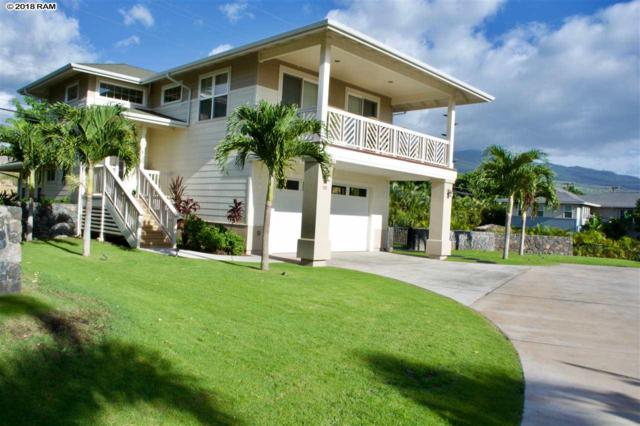142 Moana Ave, Kihei, HI 96753 (MLS #378906) :: Elite Pacific Properties LLC