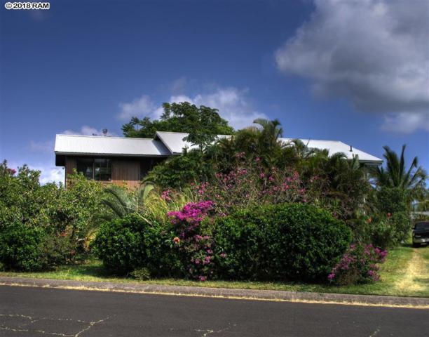 305 Mokuahi St, Makawao, HI 96768 (MLS #378910) :: Elite Pacific Properties LLC