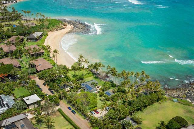 316 Paani Pl, Paia, HI 96779 (MLS #378914) :: Maui Estates Group