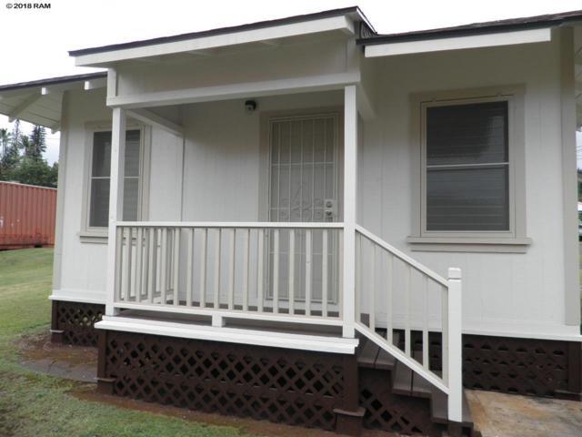 313 Thirteenth St, Lanai City, HI 96763 (MLS #378924) :: Elite Pacific Properties LLC