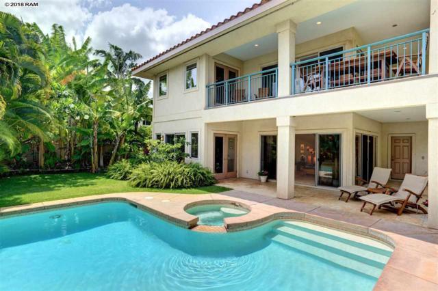 390 Pualoa Nani Pl, Kihei, HI 96753 (MLS #378934) :: Elite Pacific Properties LLC