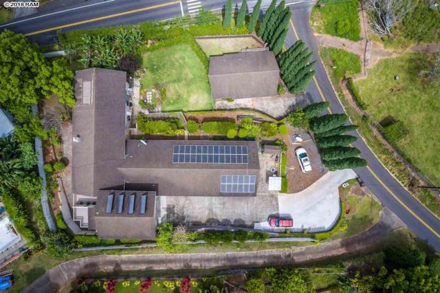 12 Upper Kimo Dr, Kula, HI 96790 (MLS #378968) :: Elite Pacific Properties LLC