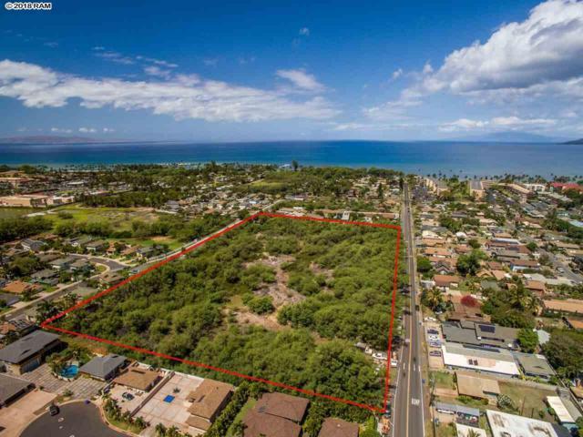 0 Waipuilani Rd, Kihei, HI 96753 (MLS #378969) :: Elite Pacific Properties LLC