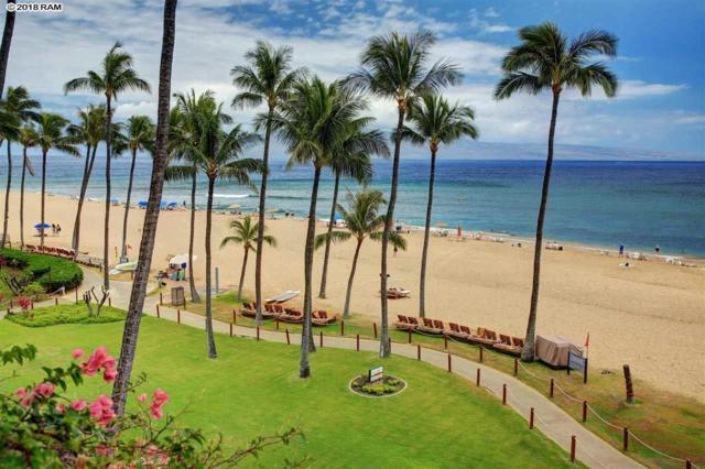 50 Nohea Kai Dr 1-405, Lahaina, HI 96761 (MLS #378996) :: Elite Pacific Properties LLC