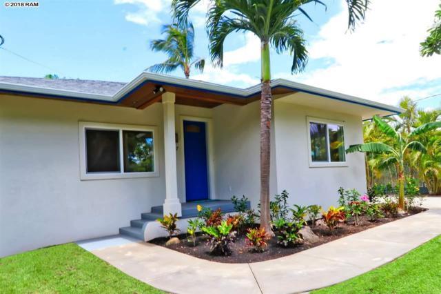 947 S Kihei Rd, Kihei, HI 96753 (MLS #379012) :: Elite Pacific Properties LLC