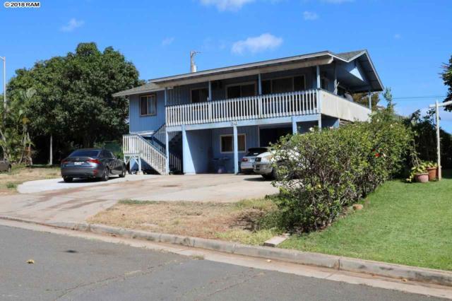 56 Konale Pl, Kihei, HI 96753 (MLS #379016) :: Elite Pacific Properties LLC