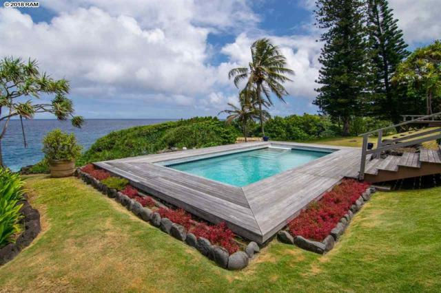 47640 Hana Hwy, Hana, HI 96713 (MLS #379025) :: Elite Pacific Properties LLC