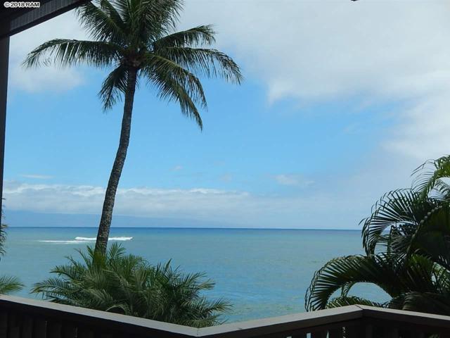 4435 L Honoapiilani Rd #204, Lahaina, HI 96761 (MLS #379026) :: Elite Pacific Properties LLC