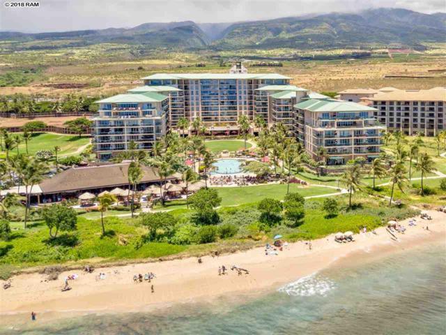 130 Kai Malina Pkwy #815, Lahaina, HI 96761 (MLS #379031) :: Elite Pacific Properties LLC