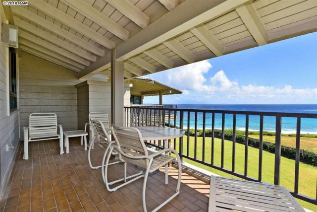 500 Bay Dr 19B4, Lahaina, HI 96761 (MLS #379034) :: Elite Pacific Properties LLC