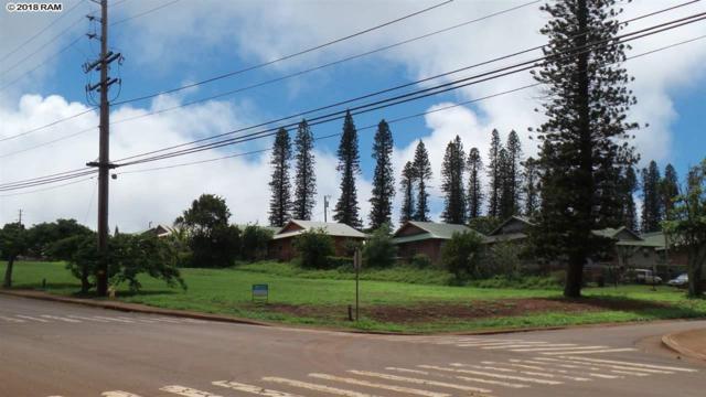 100 Maunaloa Hwy, Maunaloa, HI 96770 (MLS #379065) :: Elite Pacific Properties LLC