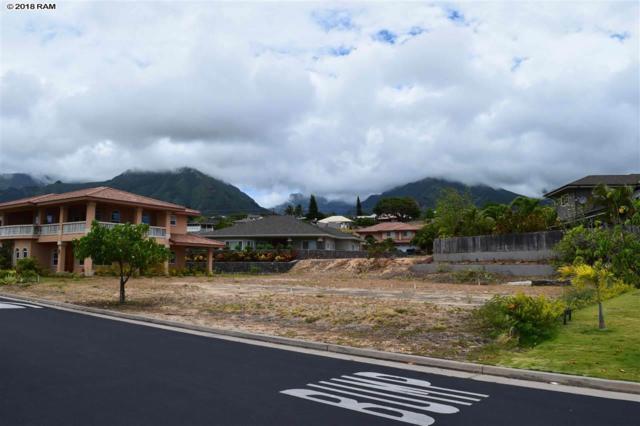 22 Kamakoa Loop, Wailuku, HI 96793 (MLS #379078) :: Elite Pacific Properties LLC