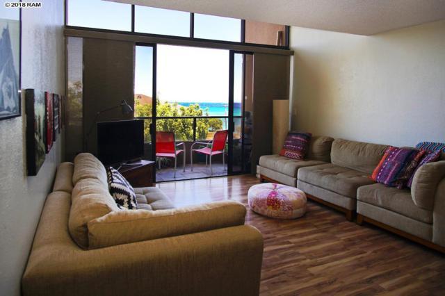 4242 Lower Honoapiilani Rd F401, Lahaina, HI 96761 (MLS #379096) :: Elite Pacific Properties LLC