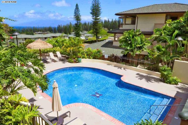500 Kapalua Dr 26T1-2, Lahaina, HI 96761 (MLS #379098) :: Elite Pacific Properties LLC