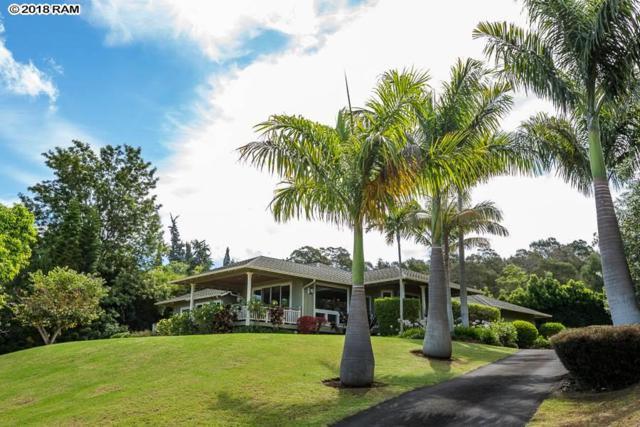 340 Lower Kimo Dr A, Kula, HI 96790 (MLS #379111) :: Elite Pacific Properties LLC