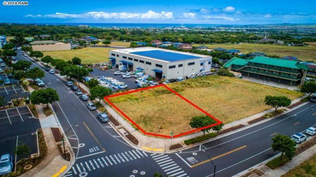 89 Laa St #45, Wailuku, HI 96732 (MLS #379118) :: Elite Pacific Properties LLC