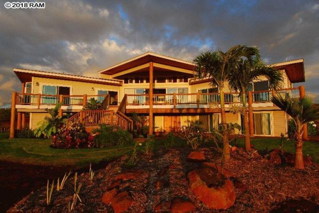 891 Pa Loa Loop, Maunaloa, HI 96770 (MLS #379135) :: Elite Pacific Properties LLC