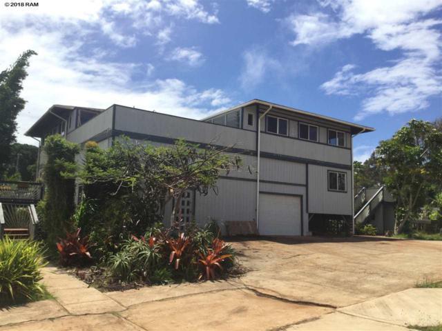 98 Puunana St, Maunaloa, HI 96770 (MLS #379140) :: Elite Pacific Properties LLC