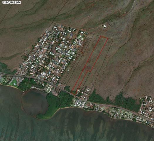 0 Kamehameha V Hwy, Kaunakakai, HI 96748 (MLS #379142) :: Elite Pacific Properties LLC