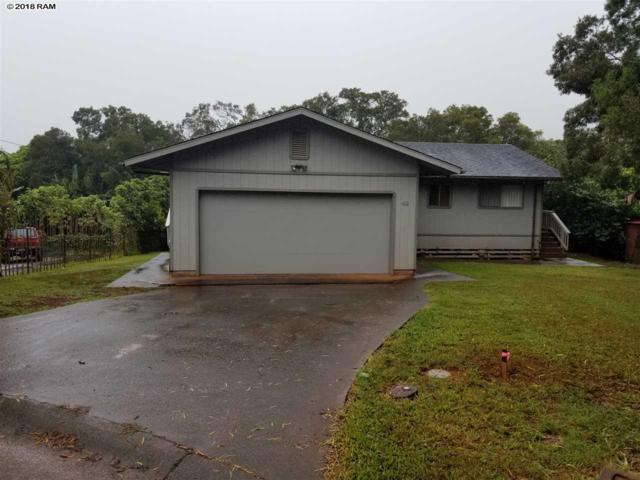 42 Koala Way, Kualapuu, HI 96757 (MLS #379163) :: Elite Pacific Properties LLC