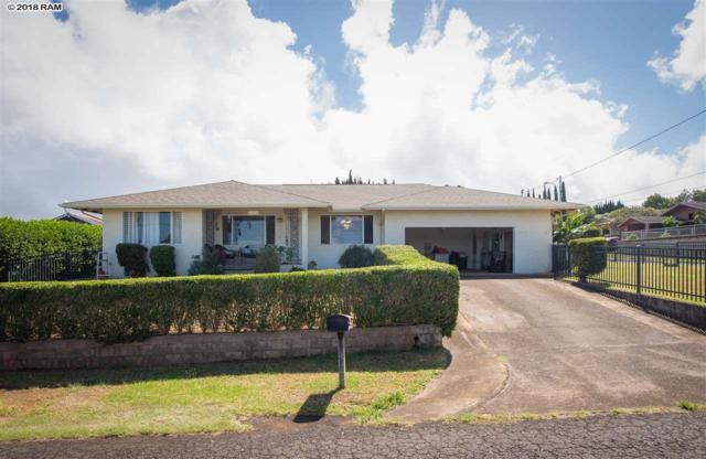 89 Mahola St, Makawao, HI 96768 (MLS #379180) :: Elite Pacific Properties LLC