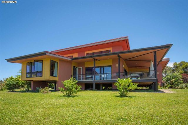 525 N Honokala Rd, Haiku, HI 96708 (MLS #379192) :: Elite Pacific Properties LLC