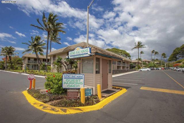 2495 S Kihei Rd #145, Kihei, HI 96753 (MLS #379211) :: Elite Pacific Properties LLC