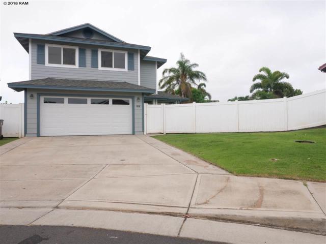 21 Wehi Way, Kahului, HI 96732 (MLS #379226) :: Elite Pacific Properties LLC