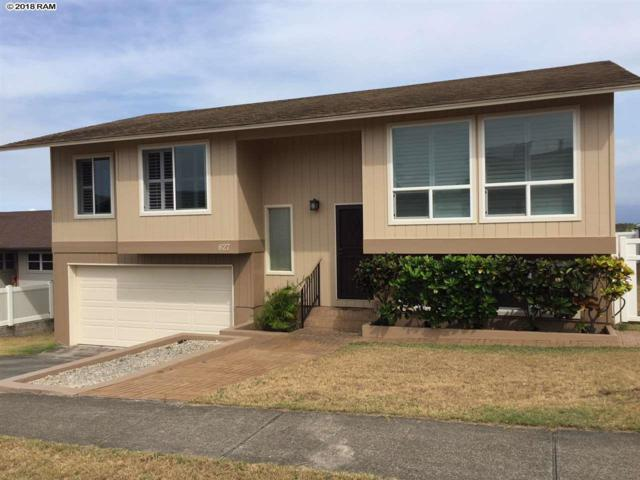 827 Makiki St, Wailuku, HI 96793 (MLS #379228) :: Elite Pacific Properties LLC