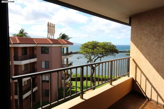 20 Hauoli St #406, Wailuku, HI 96793 (MLS #379231) :: Elite Pacific Properties LLC