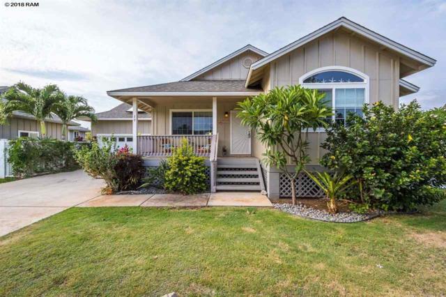 29 Waiapo St, Kihei, HI 96753 (MLS #379245) :: Elite Pacific Properties LLC