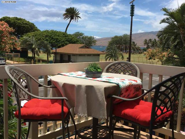 140 Uwapo Rd 43-206, Kihei, HI 96753 (MLS #379258) :: Team Lally