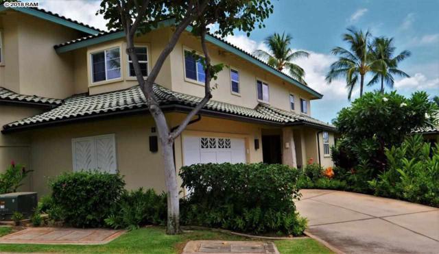 61 Kainehe Pl 13B, Kihei, HI 96753 (MLS #379259) :: Elite Pacific Properties LLC