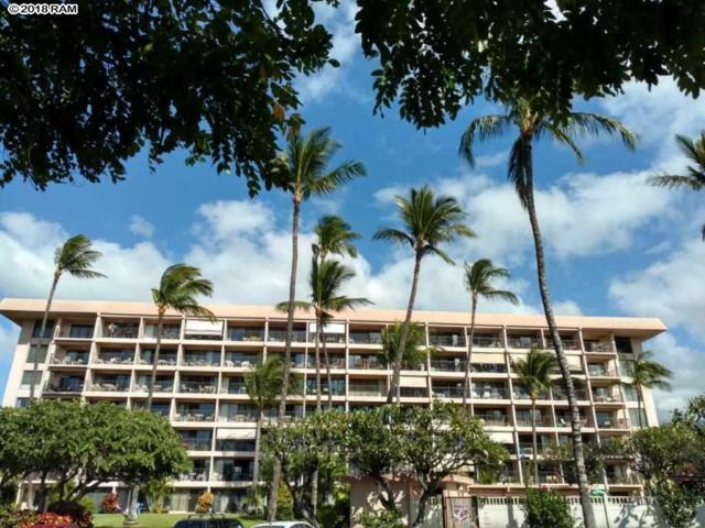 2531 S Kihei Rd D-613, Kihei, HI 96753 (MLS #379268) :: Elite Pacific Properties LLC