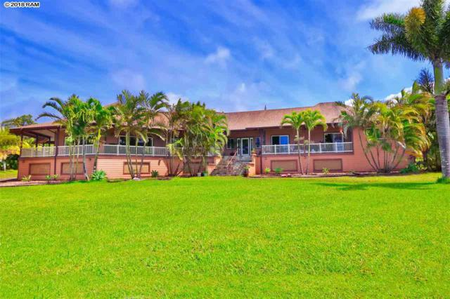55 Kealamauloa Pl, Haiku, HI 96708 (MLS #379293) :: Maui Estates Group