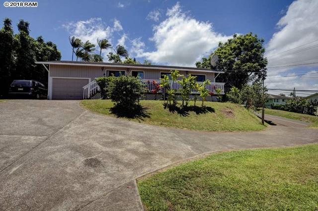 53 Olinda Rd, Makawao, HI 96768 (MLS #379304) :: Elite Pacific Properties LLC
