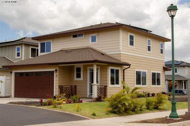 106 Meheu Cir, Kahului, HI 96732 (MLS #379326) :: Elite Pacific Properties LLC