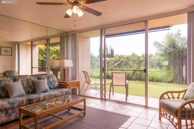 120 Hui Rd F D5, Lahaina, HI 96761 (MLS #379342) :: Elite Pacific Properties LLC